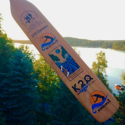 OUPPS 2016 Trophy Paddle